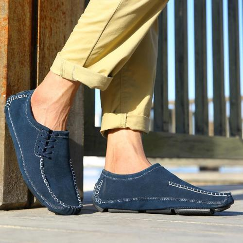 Men Faux Suede Classics Shoes