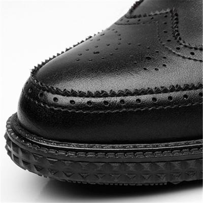Men's British style platform wear Martin boots