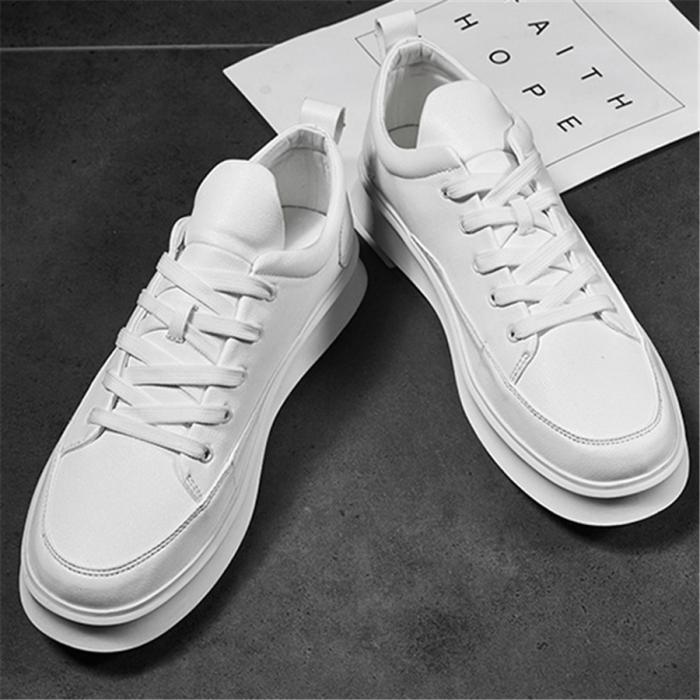 Men's breathable versatile platform casual shoes