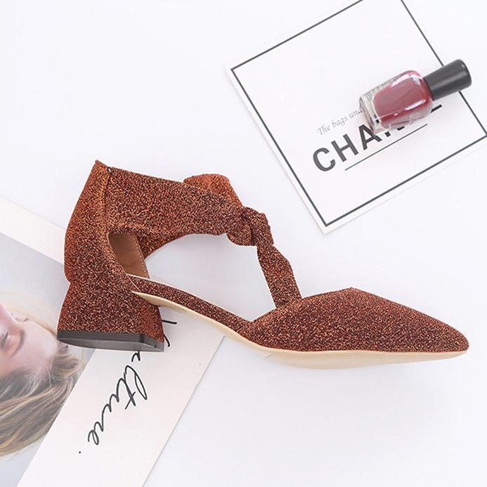 Women's Fashion Pointed Toe Shoes