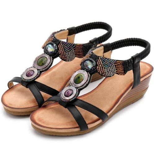National Wind Wedge Women's Shoes
