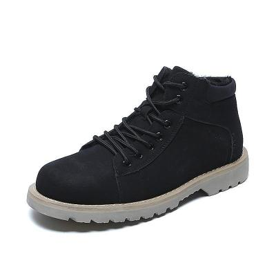 Male middle help British tooling desert rhubarb boots