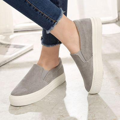 Women Loafers Casual Slip on Non-slip Shoes