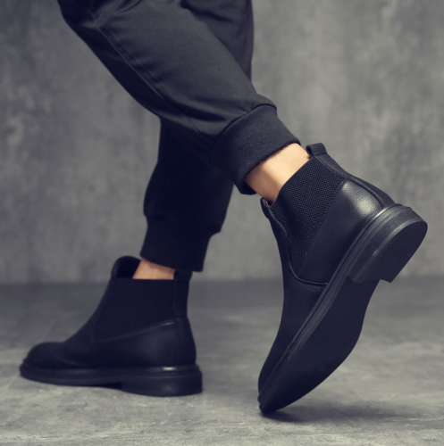 fashion pointed shoes ankle boots