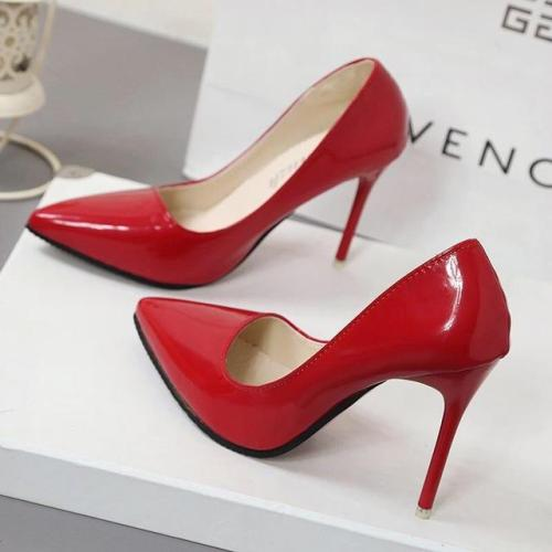 Women Red Bottom High Heels Classic Woman Pumps