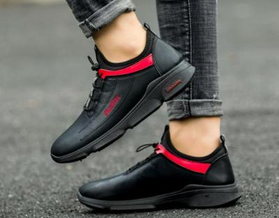 Casual Warm Pu Sport Shoes   Sneaker