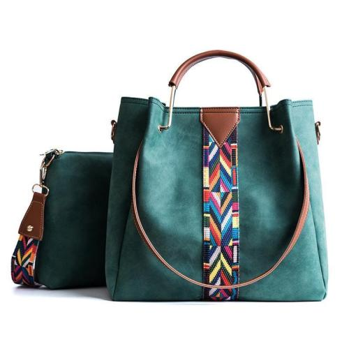 Fashion Straps Handbag Shoulder Bags Sets