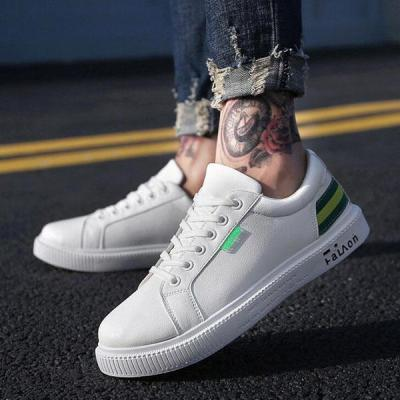 Men's Sports And Leisure White Shoes