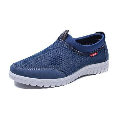 Men Mesh Breathable Light Shoes