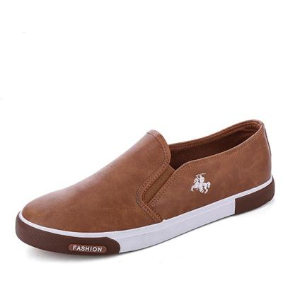 Mens Breathable Casual Shoes Slip on Loafers Flat Shoes