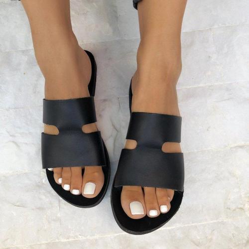 Women Summer Shoes Slides Slip-On Sandals