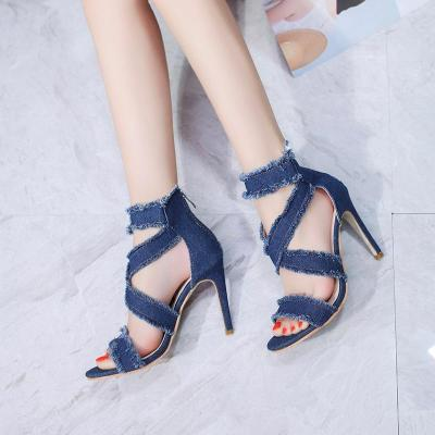 Summer Fashion Women Super High Sandal High Heels  Shoes