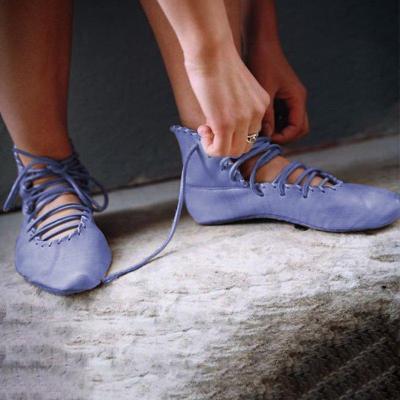 Women Soft Leather Sandal Shoes