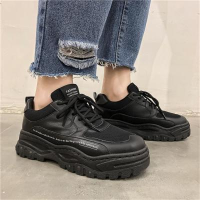 Men's thick-soled wild trend casual  sports  shoes
