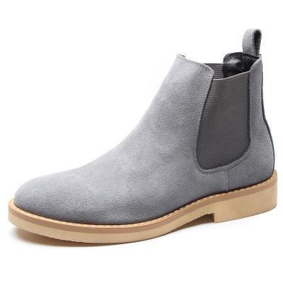 Men's High Help England Wild Scrub Men Boots