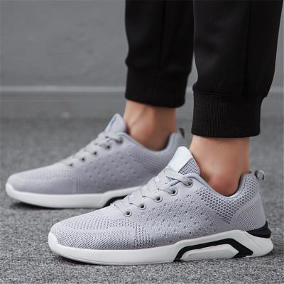 Men's fashion mesh breathable lightweight sport shoes