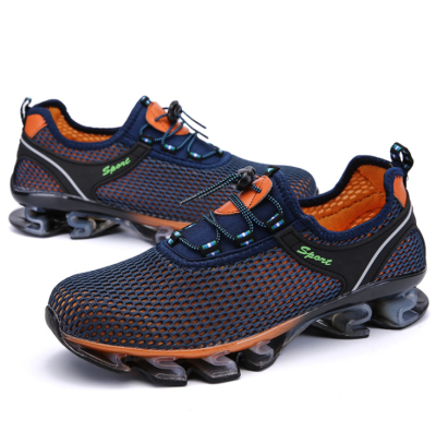 New Fashion Casual Breathable Mesh Men's Shoes