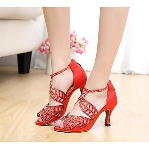 Women's 7.5cm  Ballroom Dancing Shoes