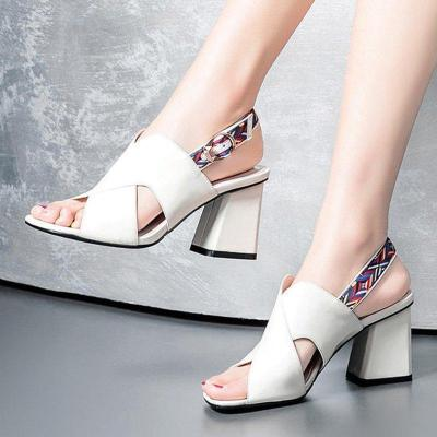Summer Adjustable Buckle Casual Sandals