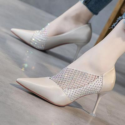 Pointed Toe Stiletto Heel Date Heels