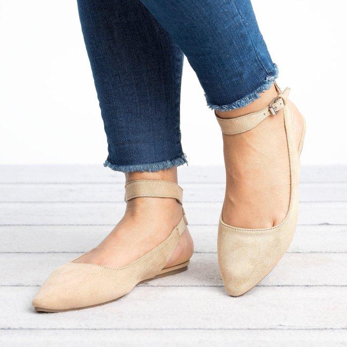 Slingback Ballet Flats