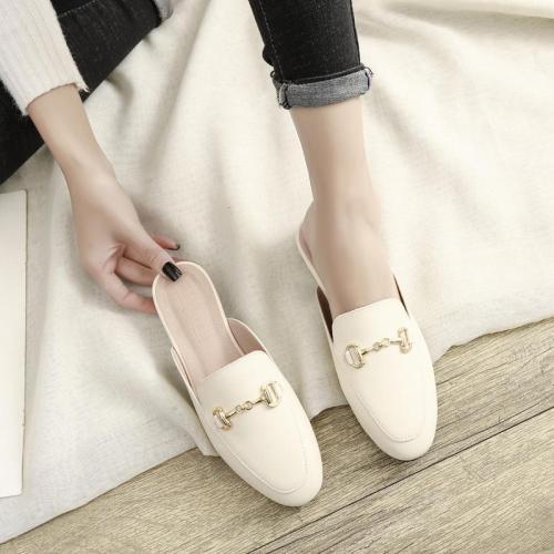 Muller Cool Flat Slipper Female Wearing Women's Sandals Summer