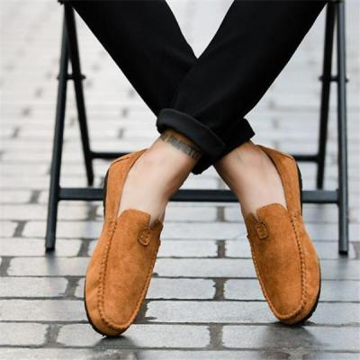 Business Fashion Casual Men Flat Shoes