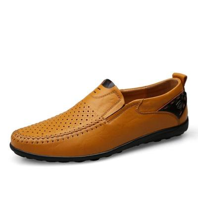 Men Casual Slip on Moccasins Shoes
