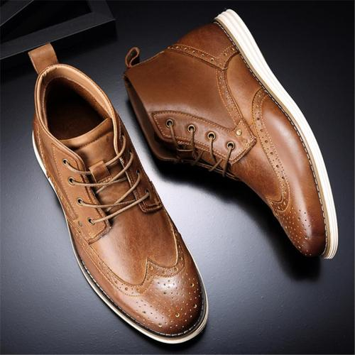 Men's Bullock Casual Martin Boots