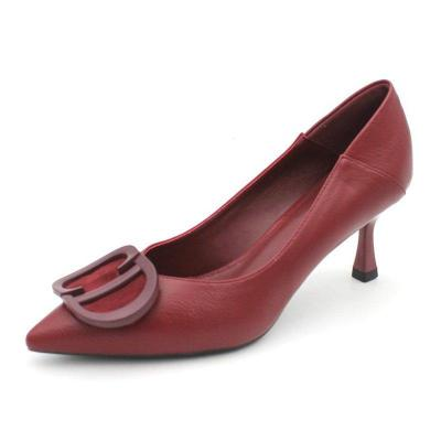Stiletto Heel Pointed Toe Date Elegant Heels