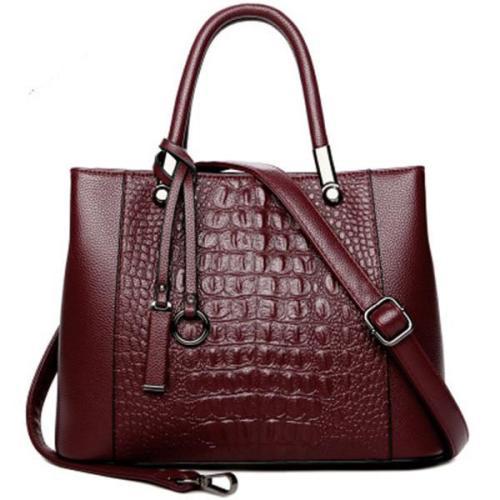 Best Selling Middle-aged Lady Handbag Simple Crossbody Bag