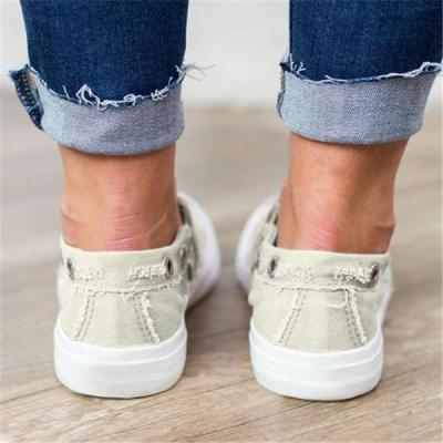 Women's Casual Slip-on Sport Shoes Comfy Sneakers Loafers