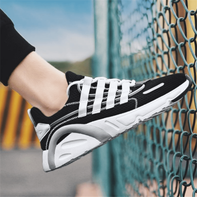 Men's Fashion Casual Breathable   Comfortable Sneakers