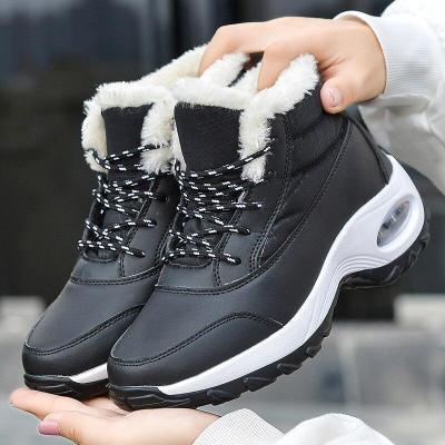 Snow Winter Ankle Boots Platform Non-slip Warm Shoe