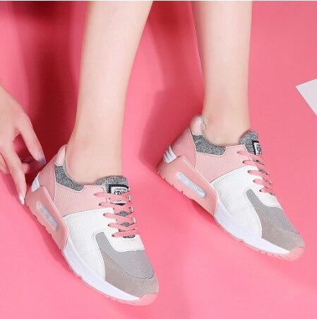 Sneakers Woman Woven Lightweight Sneakers Breathable Non-Slip