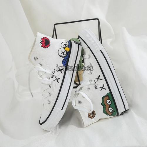 Canvas Shoes 2020 Spring New Tide Shoes Retro Style Shoes for Women Flats
