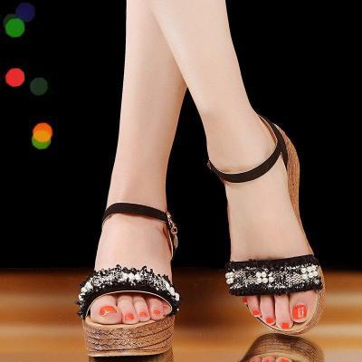 Women Beach Shoes Woman sandals Flat Women Gladiator Sandals Female