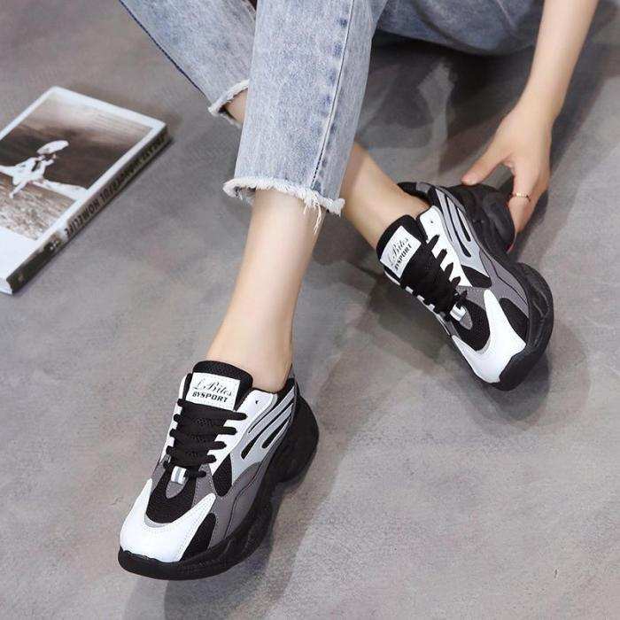 Women Casual Shoes Trend Breathable Light Fashion Sneaker for Woman Loafers New Women Sneaker Outdoor
