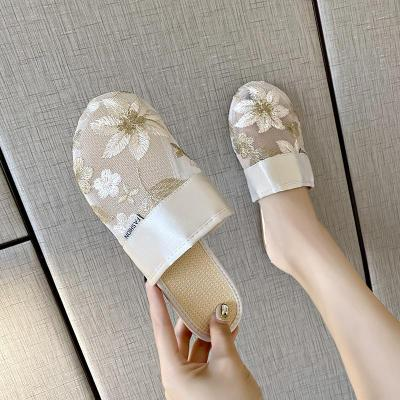 New Style Slipper Women's Shoes Summer Fashion Flat Lady Sandals