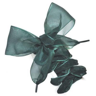 Fashion Shoestrings Women Shoelaces Flat Silk Satin Ribbon Shoe Laces Sneakers Sport Shoes Lace Bow