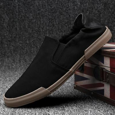 Brand New Men's Vulcanized Shoes 2020 Spring Fashion Casual Trendy Loafer Shoes All-match Canvas Shoes Men Sneaker Shoes