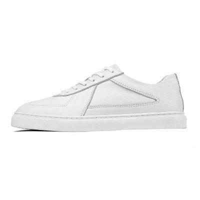 Man Leather Shoes Men's Shoe Genuine Leather Sneakers Fashion Casual Walking Footwear Leisure