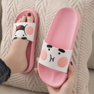 Summer Shoes Woman Men Home Slippers Style Lovers Bathroom Slipper Soft PVC Female Indoor