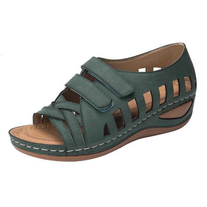 Summer Women Sandals Wedges Casual Shoes Comfort Roman Sandals Women Sandalia