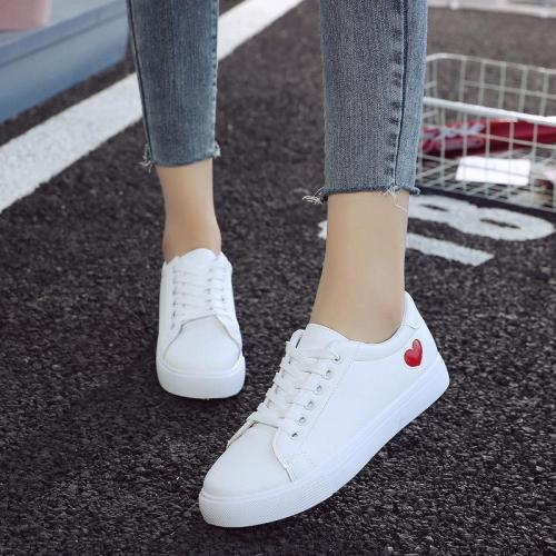 Fashion Shoes Leisure Breathable White Shoe Women Fashion