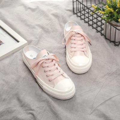 Travel Shoes Women 2020 New Leather Shoes Women Flat Shoes Casual Shoes Spring and Summer