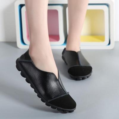 Solid Women Flats Comfortable Loafers Shoes Moccasins