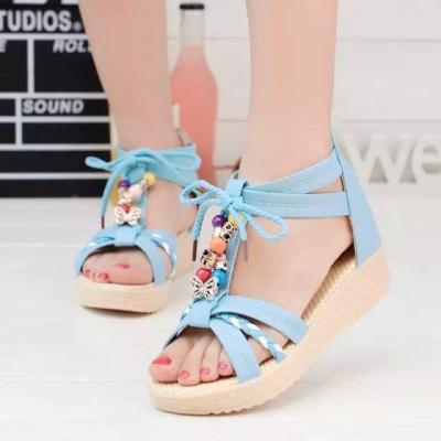 Sandals Women 2020 Summer New Beach Shoes Bohemian Women's Shoes Women's Sandals