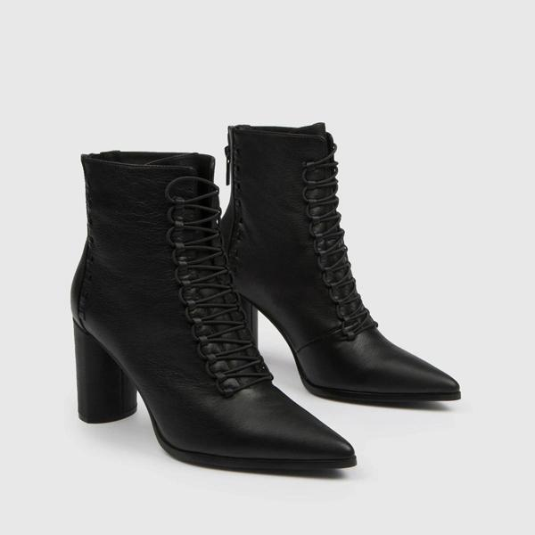 Style Flat Boots Pointed Toe Boots Boots Women's Boots