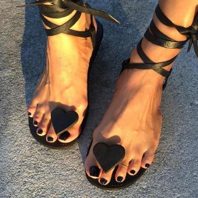 WOMEN CASUAL SIMPLE SANDALS